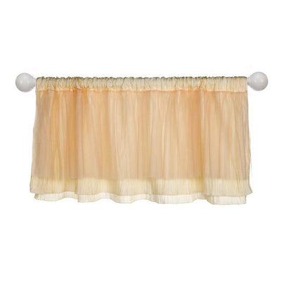 "Glenna Jean Crib Bedding REMEMBER MY LOVE WINDOW VALANCE (APPROXIMATELY 54X23"") New York New Jersey Staten Island"