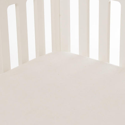 Glenna Jean Crib Bedding VICTORIA FITTED SHEET (CREAM SOFTEE) New York New Jersey Staten Island