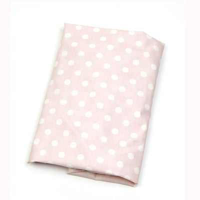 Glenna Jean Crib Bedding VICTORIA FITTED SHEET (PINK DOT) New York New Jersey Staten Island
