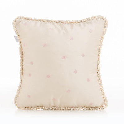 Glenna Jean Crib Bedding VICTORIA PILLOW - PINK DOT WITH CORD New York New Jersey Staten Island