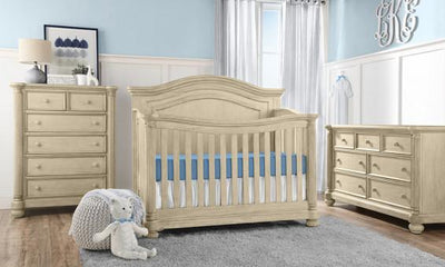 Kingsley Charleston 3 Piece Nursery Set