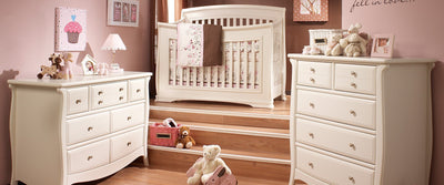 Natart Bella 3 Piece Nursery Set - Posh Baby & Teen