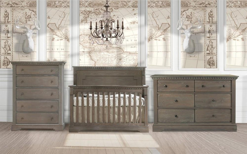 Natart 3 Piece Nursery Set Owl Natart Ithaca 3 Piece Nursery Set Crib, Double Dresser, and 5 Drawer Dresser New York New Jersey Staten Island