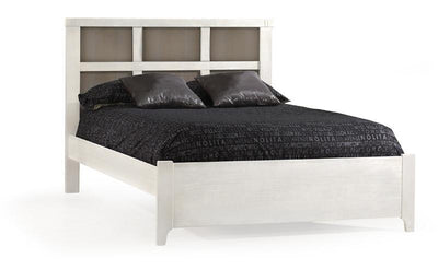 "Natart Double Bed Rustico Moderno Double Bed 54"" (low profile footboard) New York New Jersey Staten Island"