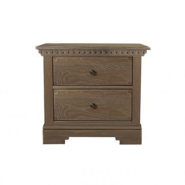 Natart Ithaca Collection Nightstand - Posh Baby & Teen