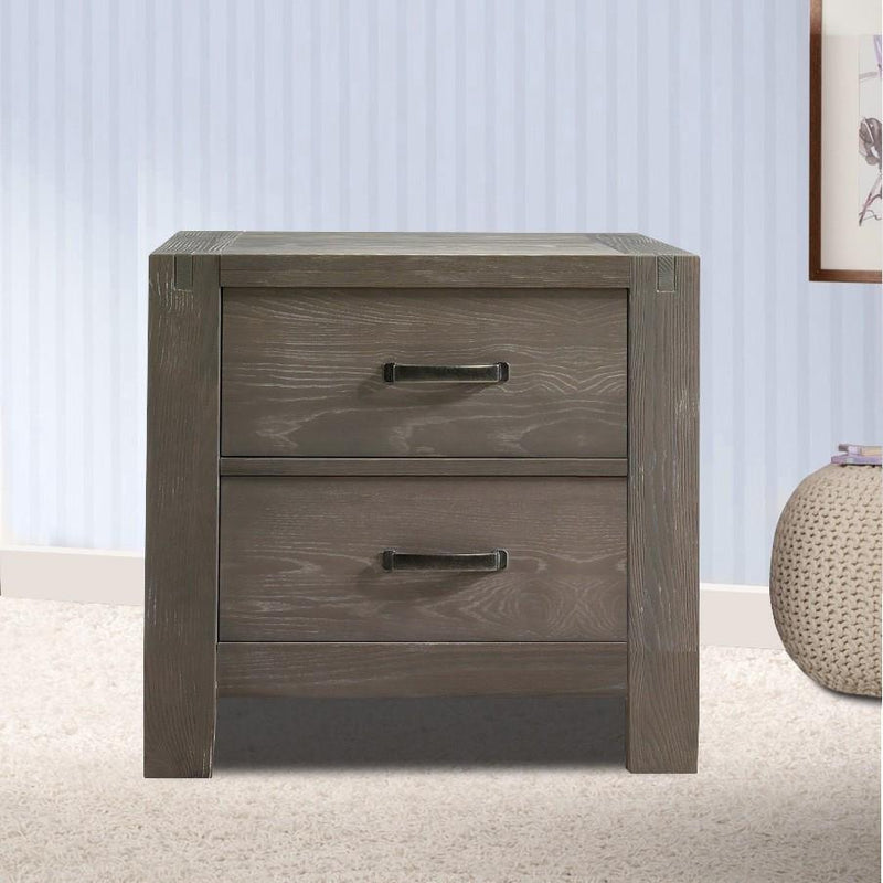 Natart Rustico Collection Nightstand - Posh Baby & Teen