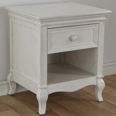 Pali Furniure Nightstand Pali Diamante Nightstand in Vintage White New York New Jersey Staten Island