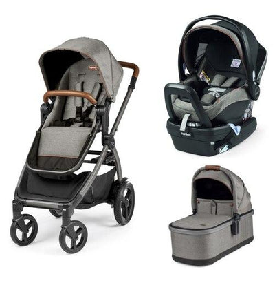 Peg  Perego AGIO Collection Z4 TRAVEL SYSTEM + BASSINET