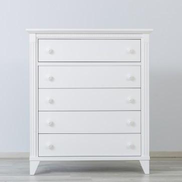 Silva Edison 5 Drawer Chest | Silva Furniture 2020 | Posh Baby & Teen