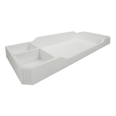 Avanti Collection White Changing Tray