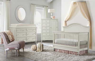 Stella Baby Arya Collection 3PC Nursery Set