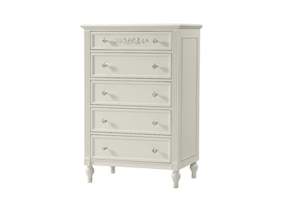 STELLA BABY ARYA COLLECTION 5 DRAWER CHEST