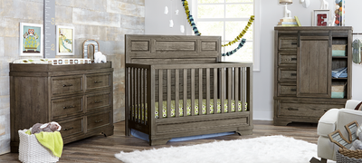Westwood Foundry Collection 3 Piece Nursery Set