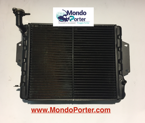 Radiatore Piaggio Porter 1000 Pick-up simile al 1641087Z04000 - Mondo Porter