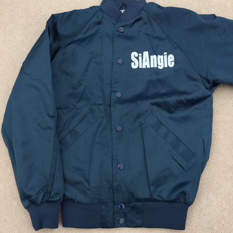 Navy blue SiAngie jacket