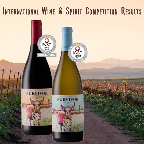 International Wine & Spirits Competition Results