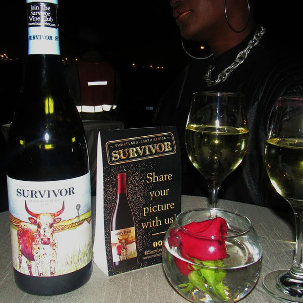 Event: SURVIVOR Wine Tasting in Soweto |  In out & around Soweto Blog