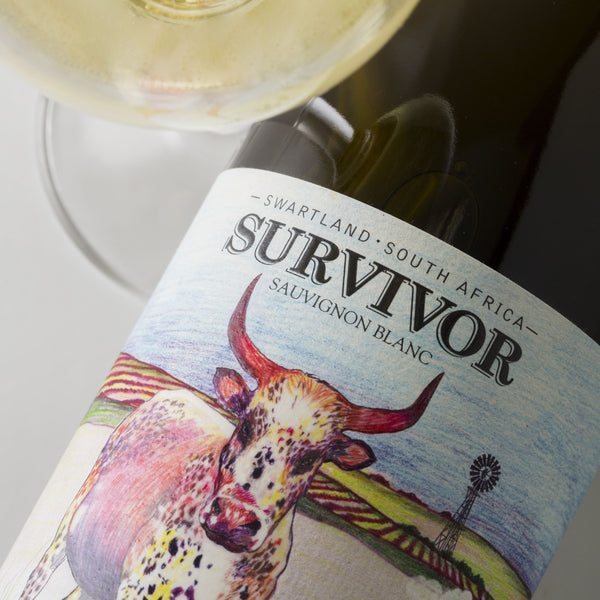 Perfect Mother's Day Gift - Survivor Sauvignon Blanc | truelove.co.za