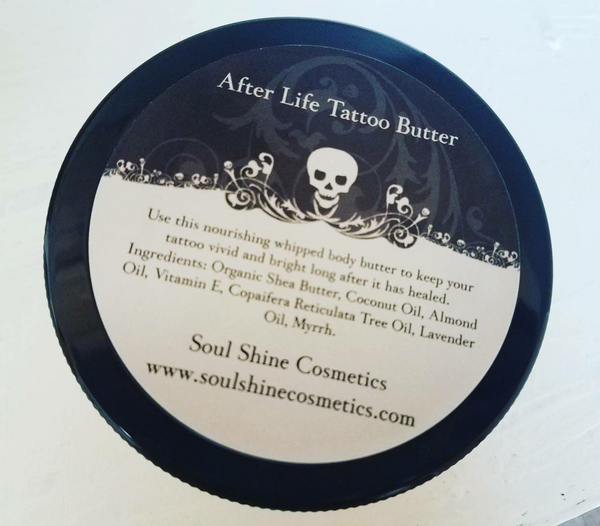 After Life Tattoo Butter