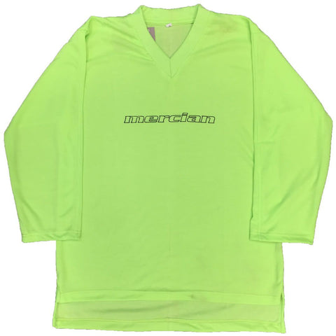 Mercian Goalkeeper Jersey Smock Neon Yellow