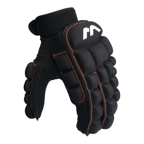 Mercian Black Orange Evo 0.3 Field Hockey Glove