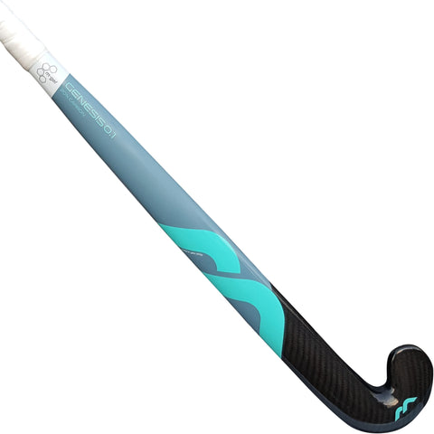 Mercian Field Hockey Genesis 0.1 Mint Rear