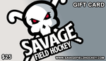 Savage Field Hockey Gift Card $25