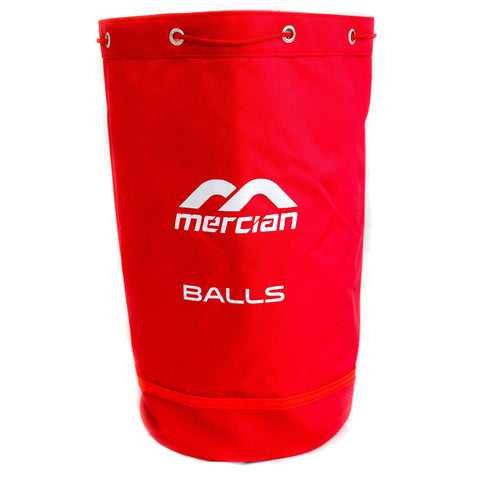 Mercian Field Hockey Red Ball Bag for 30 Balls