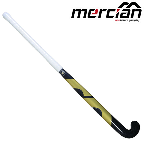 Mercian Evolution Pro 0.2 Gold Field Hockey Stick Rear