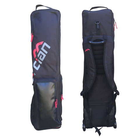 Mercian Evolution Pro Bag with wheels front and back
