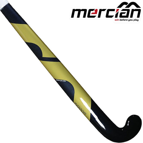 Mercian Evolution 0.1 Indoor Field Hockey Composite Gold
