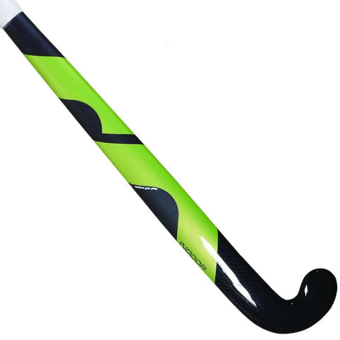 Mercian Evolution 0.6 Indoor Field Hockey Stick Green