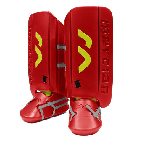 Mercian Genesis 0.1 Field Hockey Goalkeeping Set Red
