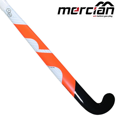 Mercian Genesis 0.1 Indoor Field Hockey Stick Orange