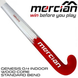 Mercian Genesis indoor woor field hockey stick rear