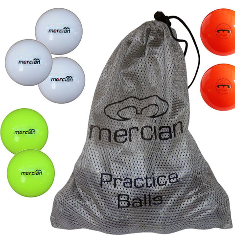 Mercian Practice Field Hockey Balls Smooth