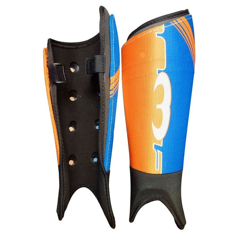 Mercian Elite Field Hockey Shinguards with straps