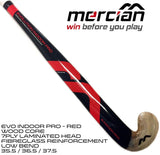 Mercian Evolution Indoor wood Rear red