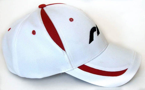 Mercian field hockey White Baseball Cap