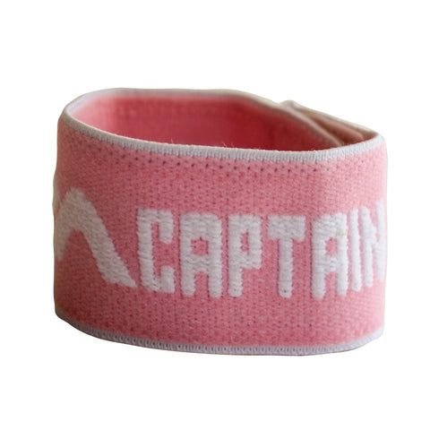 Mercian Pink field hockey Captains Armband