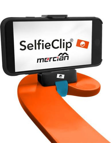 Mercian field hockey selfie clip