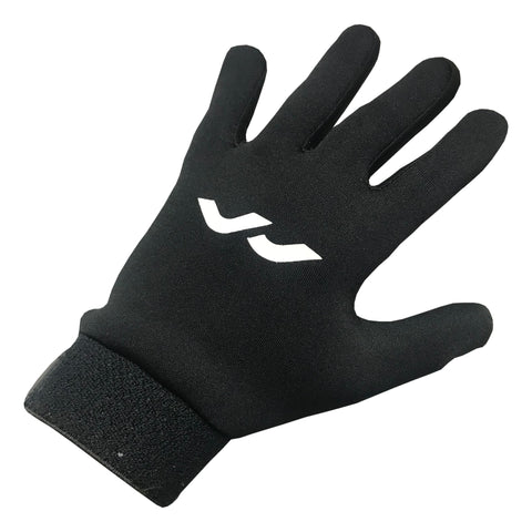 Mercian Thermal Field Hockey Gloves Black