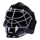 Mercian Black field hockey Helmet Cat Eye