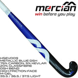 Mercian Evolution 9 DSH Metallic Blue Rear