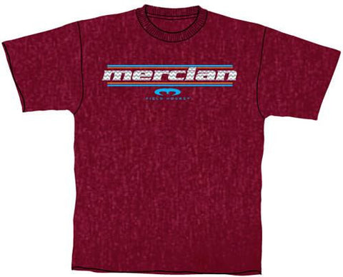Mercian Cherry Red t-shirt