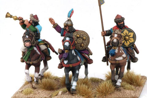 Armies of the Caliphates: Seljuk Cavalry Command