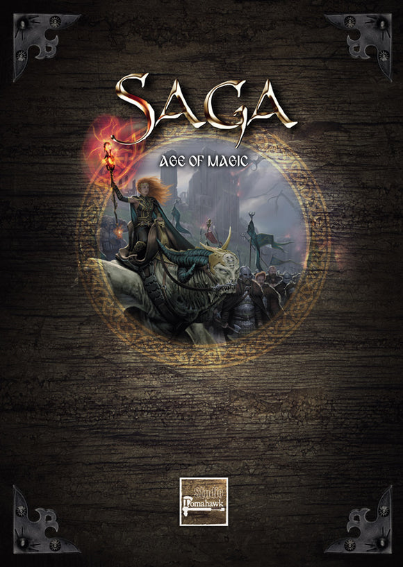 Saga Age of Magic Rulebook