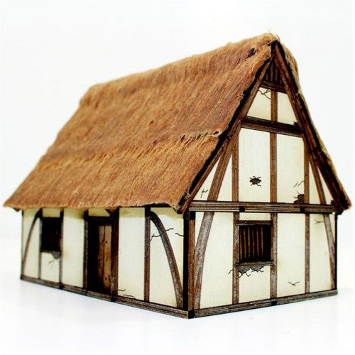 4Ground SAGA: High Medieval Cottage