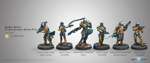 Yu Jing: Imperial Service (Sectorial Starter Pack)