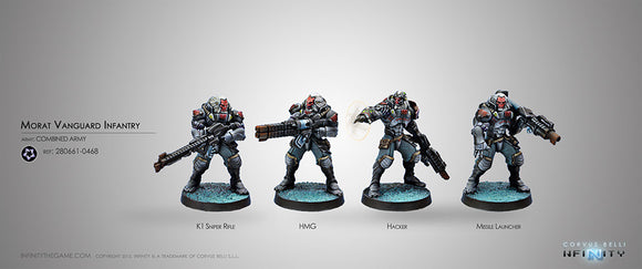 Combined Army: Morat Vanguard Infantry